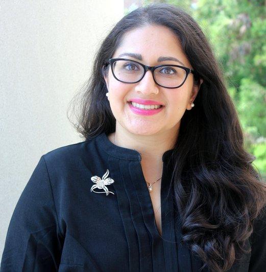 Harita Patel Headshot