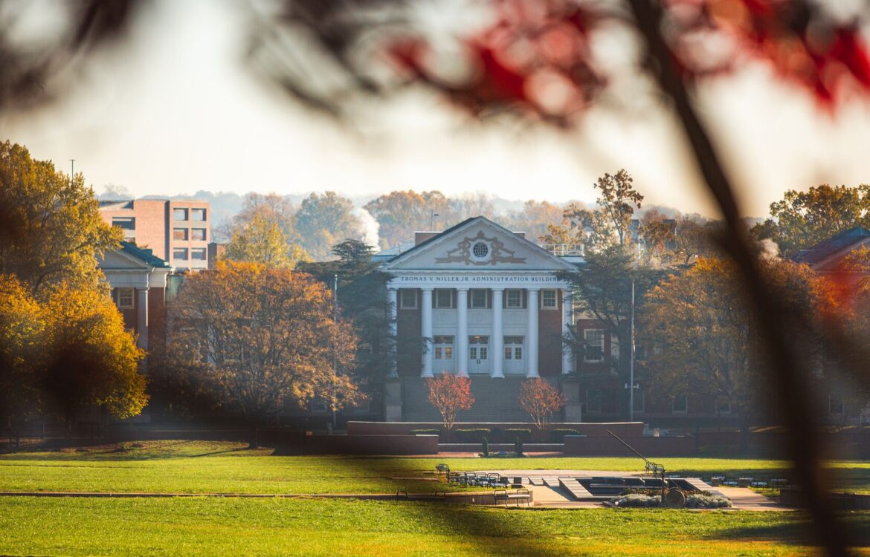 Main Administration Building University of Maryland